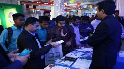 Participation at Capital Market Fair2018 in Chittagong with a new view Analyst Corner